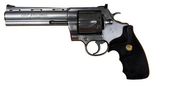 colt anaconda revolver