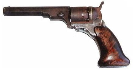 antique gun