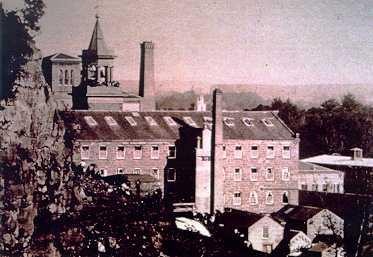 Samuel Colt's Coltsville.
