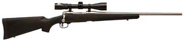 savage trophy hunter xp rifle
