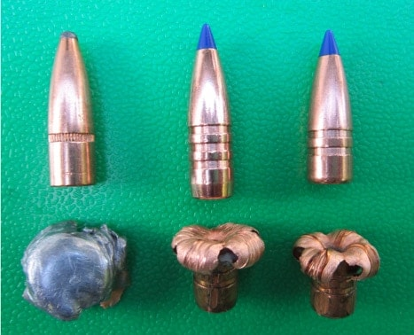 .308 caliber bullets