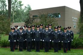 wyoming city police officer graduates