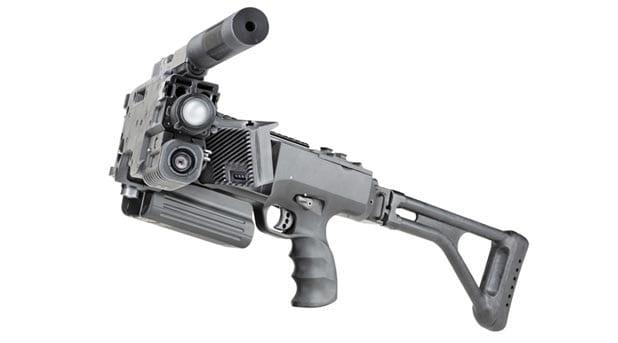 shoot around corners pistol