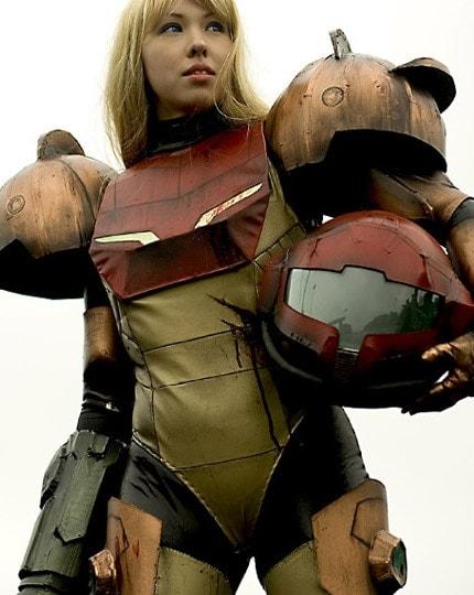 samus female cosplay