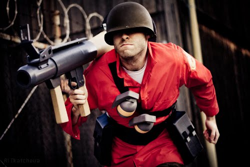 red army cosplay