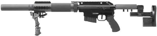 McMillan CS5 Concealable Sniper Rifle System