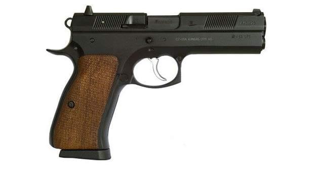 CZ 97 B