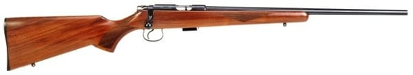 CZ 455 bolt-action .22 and .17 long rifle rifle