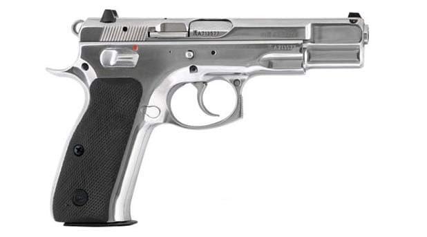 CZ 75 B 9mm pistol
