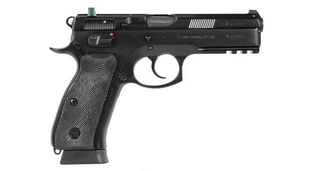 CZ SP-01 75 Pistol