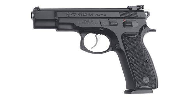 CZ 85 Combat Pistol