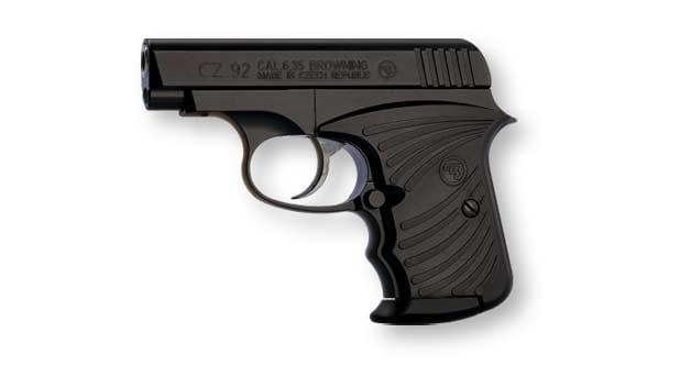CZ 92 small-frame pistol
