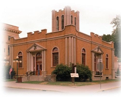 Adams Museum in Deadwood, South Dakota