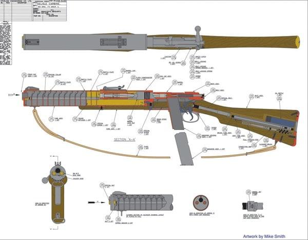 Delisa Carbine Plans.
