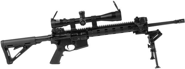Daniel Defense M4 Designated Marksman Package