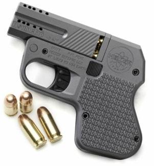 doubletap derringer with ammo