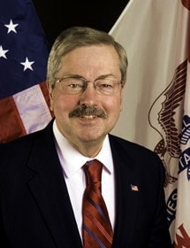 iowa governor photo