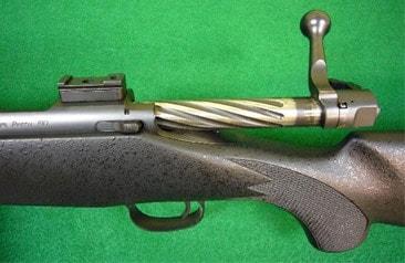 Ed Brown Damara rifle bolt.