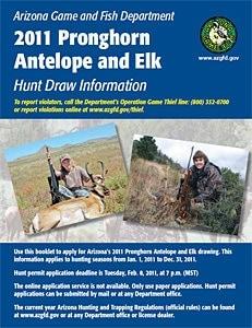 hunt draw information