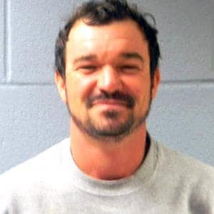 Mugshot of Eric Meade, 37, from when he was arrested by Norwalk Police in Norwalk, Ohio.