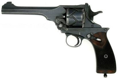 semi-auto revolver