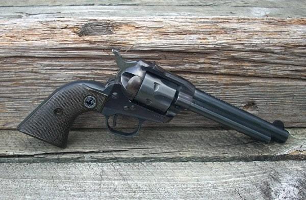 Ruger .22 revolver