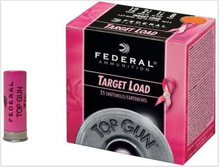 Federal Pink Top Gun Target Loads--Hulls for Healing