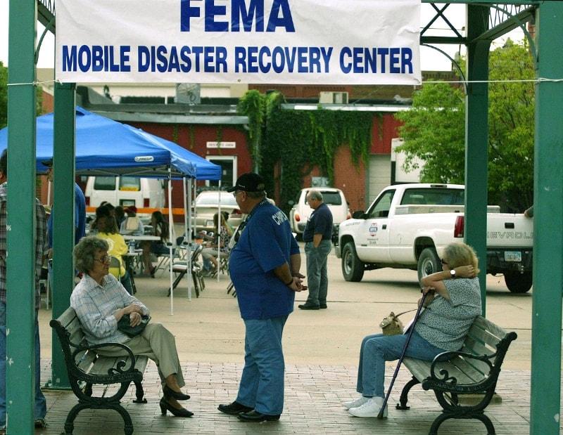 FEMA Mobilized