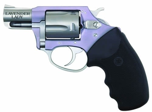 charter arms lavender lady handgun