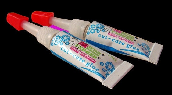 cut-cure glue