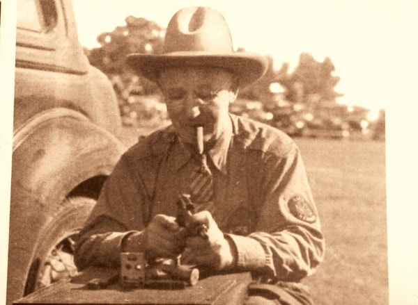 old photo of John Henry Fitzgerald