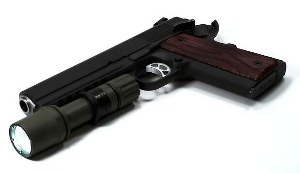 night site gun