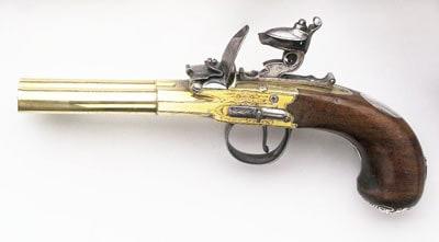 Napoleon Bonaparte gun