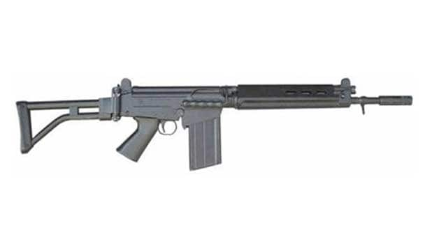 FNH Light Automatic Rifle