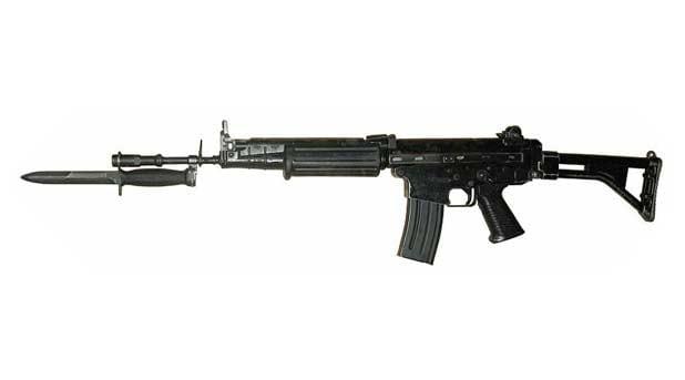 FNC FNH Fusil Nouveau
