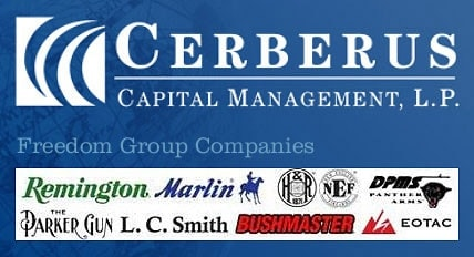 cerberus management freedom group companies