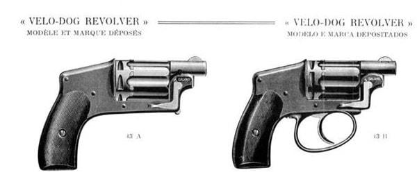 Velo Dog Revolver