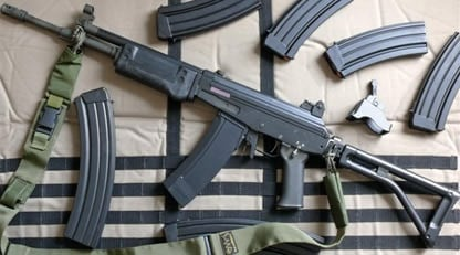 The Not So Clear Origins of the Israeli Galil Assault Rifle