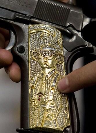 custom gun grip