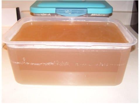 making Ballistics gelatin