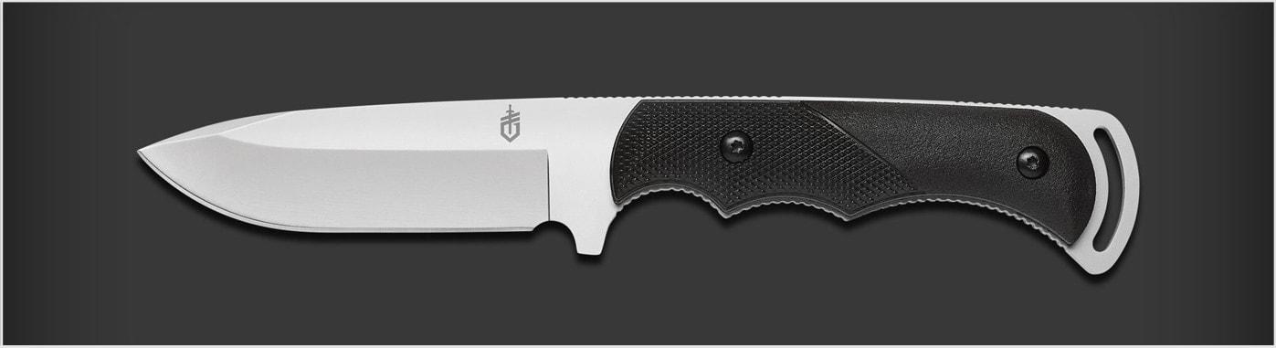 Gerber fixed blade knife.