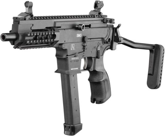 Gilboa 9mm stock extended