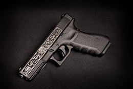 This Glock model is supposedly new and improved.