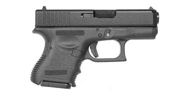 Glock 39 Handgun