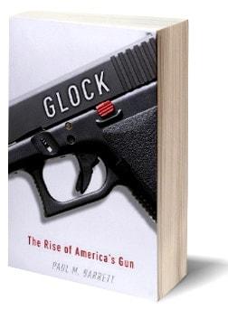 glock rise of americas gun book cover