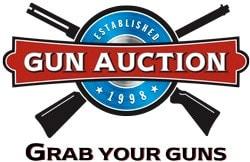 The new GunAuction.com logo.