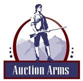 The old AuctionArms.com logo.