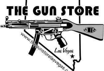 the gun store logo