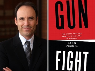 gun fight book and author