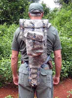 hunting rifle backpack